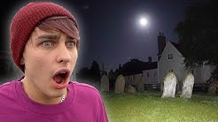 Our Life Changing Experience In The Graveyard.
