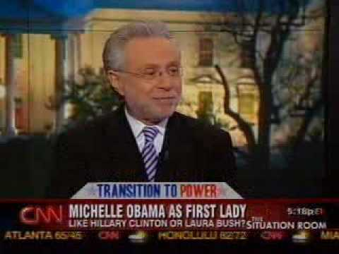 Capricia Marshall on CNN Situation Room