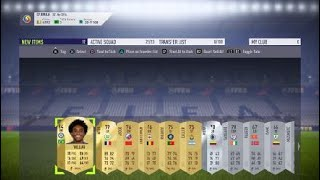Opening Premium Electrum Players Pack FUT 18