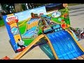 Thomas And Friends LUMBER YARD WATERFALL ADVENTURE 2014 Wooden Railway Toy Train Review By Mattel