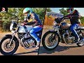 Royal Enfield Interceptor 650 Continental GT First Ride Review Pros Cons