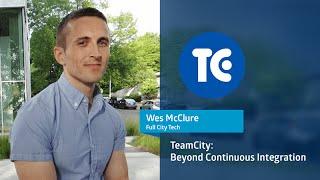 TeamCity: Beyond Continuous Integration