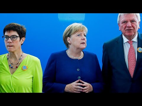 """Golpe na CSU pode ser o ocaso da """"Era Merkel"""""""