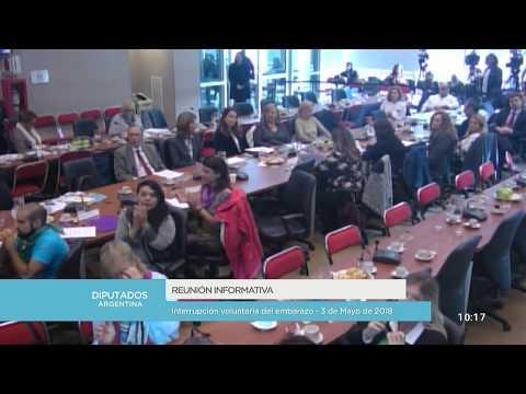 COMISIÓN COMPLETA: H. Cámara de Diputados de la Nación - 3 de Mayo de 2018