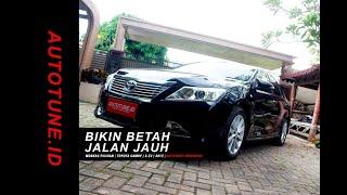 Toyota Camry V 2012   Mobkas Pilihan   Car Review   Autotune.id