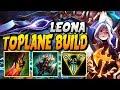 🔥NUEVO MONSTRUO DE LA TOPLANE🔥 | La Build Coreana | Leona Top | LoL | SeVenJungle