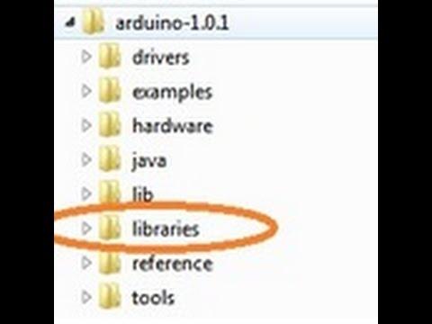 Как добавлять библиотеки  и удалять их в Arduino IDE