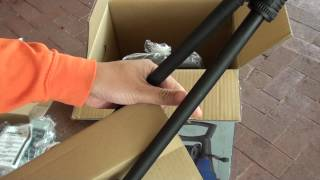 Unboxing the Scorpion Pressure Washer