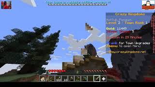 Minecraft Java Edition - Crazy Kingdoms