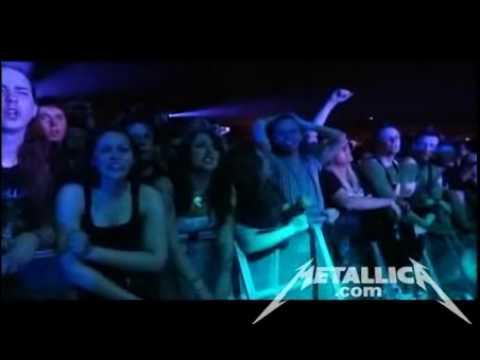 Metallica - The Unforgiven III - Live Debut in Oslo, Norway (2010-04-14)
