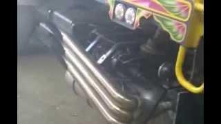 Repeat youtube video รถสิบล้อ โบ ihi G8
