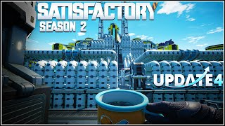 200 MACHINES BUILT WITH MORE ON THE WAY Satisfactory lets play Ep 15