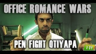 Office Romance Wars: Pen Fight Qtiyapa | Episode 01