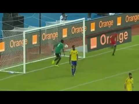 Gabon vs Guinea Bissau 1-1 All GOAL HD