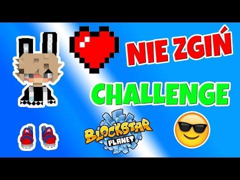 Nie Zgiń Challenge na BlockStarPlanet 2!