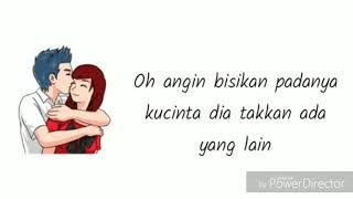 Download lagu Oh Angin Bisikan Padanya Kucinta Dia Animasi Lirik MP3
