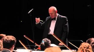 BRAHMS - Symphony No 3: I. Allegro con brio - UNC Symphony Orchestra - 2013