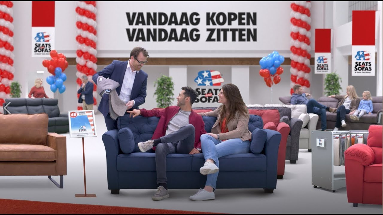 Seats En Sofas.Seats And Sofas Tv Commercial April 2019 Youtube