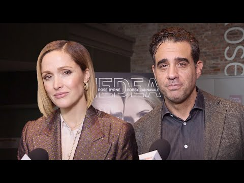 Rose Byrne And Bobby Cannavale Take On A Modern Medea