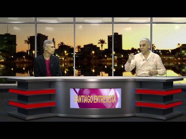 Santiago Entrevista - Emilio Vasconcelos - 13-07
