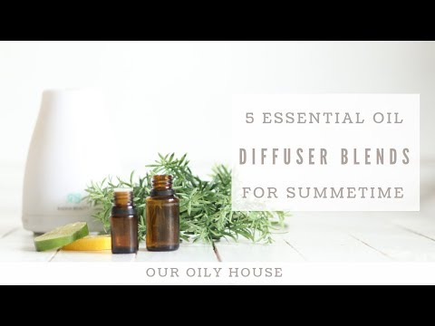 5-summer-essential-oil-diffuser-blends-|-best-essential-oil-diffuser-blends
