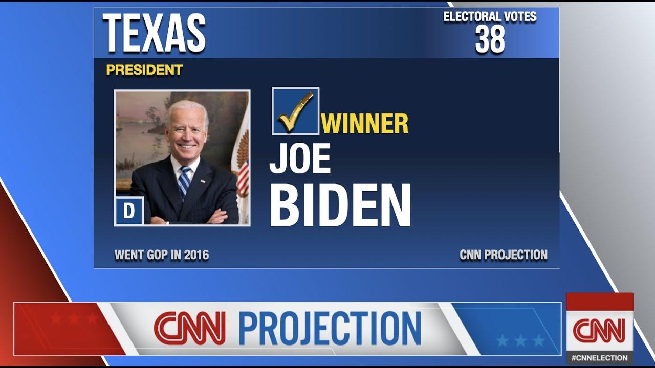 Joe Biden Now LEADS Donald Trump in Texas