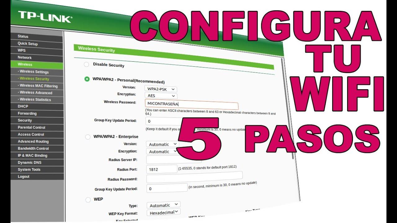 Download CONFIGURAR ROUTER  TPLINK TL-WR720n WR741n - Configurar WIFI