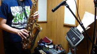My Favorite Things - by Alto saxophone