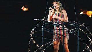 Taylor Swift -Delicate (LIVE -Reputation Stadium Tour) /Part 1