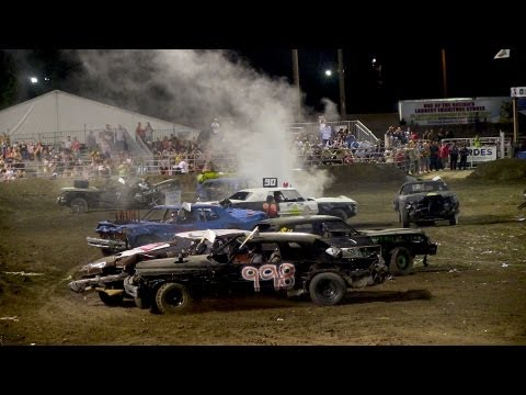 Demo Derby Finals | Colorado State Fair 2013