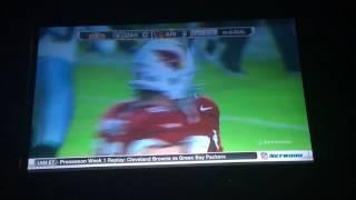 Cardinals Vs Raiders Preseason 2016 Commercial Break 2