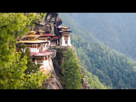 Tiger's Nest in Bhutan - Trekking to the SPECTACULAR Monaste