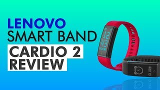 Lenovo Smart Band Cardio 2 review: Elegant, effective and affordable band for fitness freaks