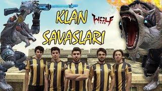 1907 Fenerbahçe Wolfteam Klan Savaşları!!