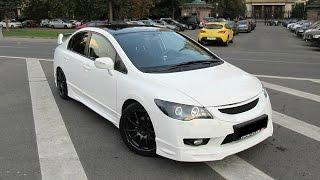 Выбираем б\у авто Honda Civic 8 4D (бюджет 400-450тр)(Осмотр Honda Civic 8 4D 1.8А 2008г 106т.км (пробег больше похож на 200т.км) Ссылка на мой сайт по подбору автомобилей с..., 2015-07-24T05:00:00.000Z)