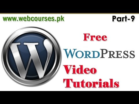 Wordpress Permalink Setting in Urdu/Hindi - Part 9