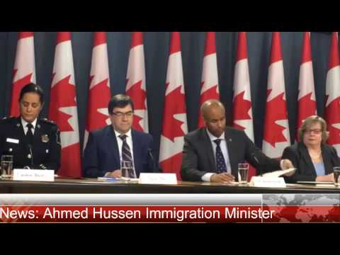 On Trump travel ban, new immigration minister plays it cool Ahmed Hussein