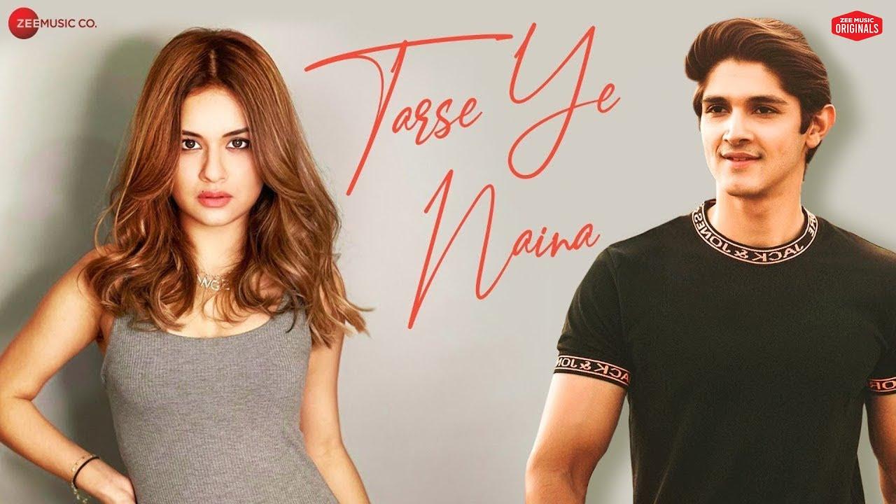 Tarse Ye Naina - Avneet Kaur & Rohan Mehra| Ramji Gulati| Anand Bajpai| Kumaar| Zee Music Origin