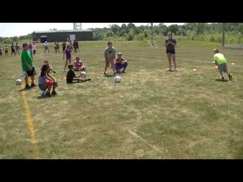 Soccer Shootout w/Clay Melnike, 2016 ASWCO-N7 Multi Sport Camp & Cultural Camp Akwesasne