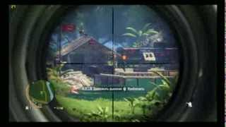 PC TEST MSI GX60 - Far Cry 3 Ultra Settings 1080p