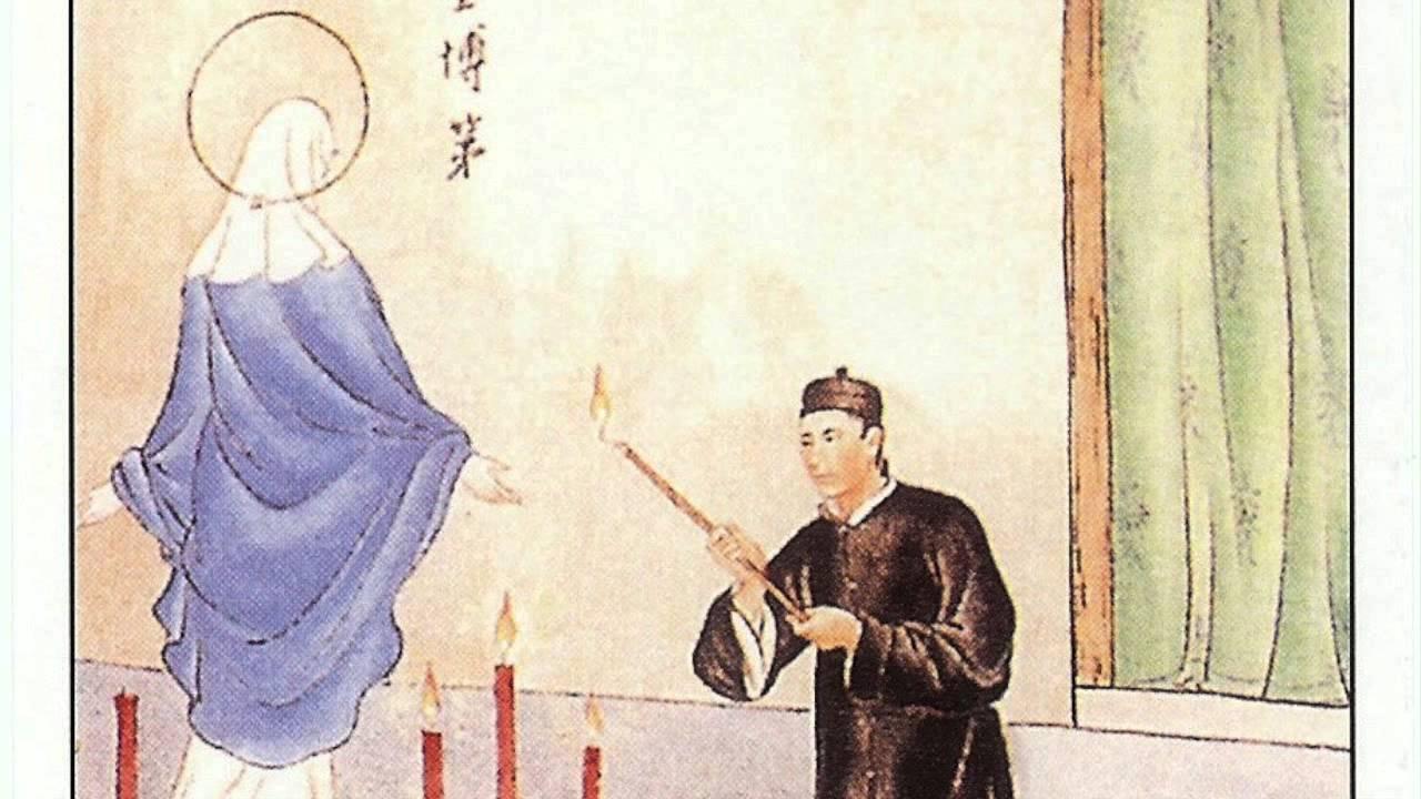 中華殉道聖人- #6 聖董博第(廣東話) Cantonese - YouTube