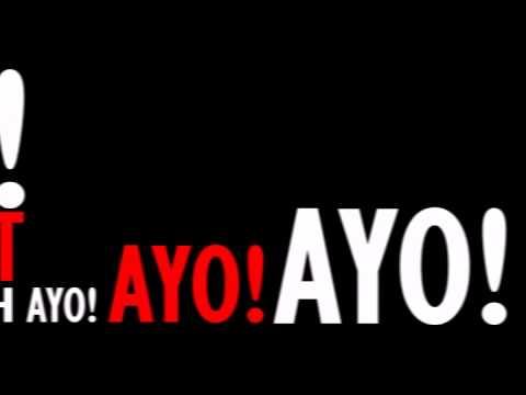 Ayo! Indonesia Bisa in Kinetic Typography