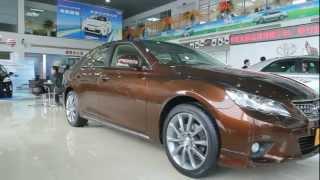 Toyota REIZ 2012