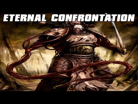 Eternal Confrontation - Fun with Slannesh - Dawn of War: Soulstorm Mod