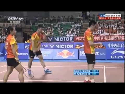 2014-2015 CBSL [Qingdao - Hunan] [3v3] Liu Xiaolong-Ma Jin-Qiu Zihan vs Chai-Chen-Tian Qing (Sports)