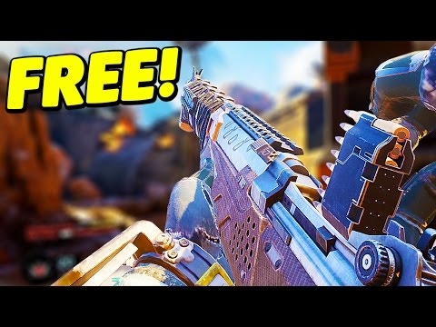 Play with DLC WEAPONS for FREE... RIGHT NOW in BO3!!