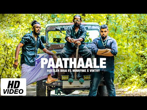 Paathaale  පාතාලේ  | Hustler Bhai Ft. Vinthy X Minnyme