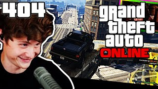KEV WIRD HART GETROLLED! :D | GTA ONLINE #404 | Let