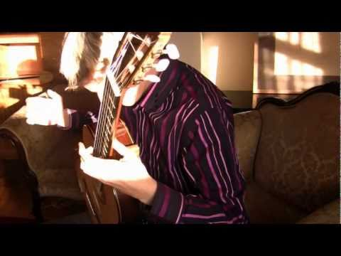 FüR ALINA by Arvo Pärt (arr for solo guitar) by Marek Pasieczny [HD] [HQ]