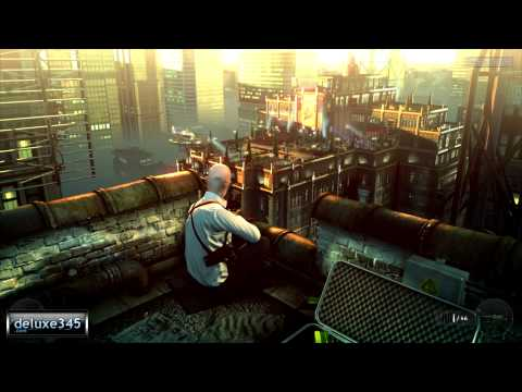 Hitman: Sniper Challenge Gameplay (PC HD)
